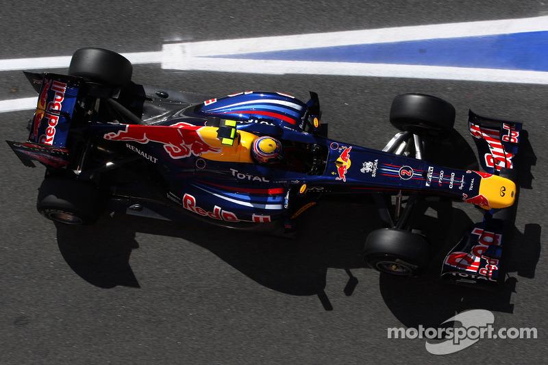 2011 - Red Bull RB7
