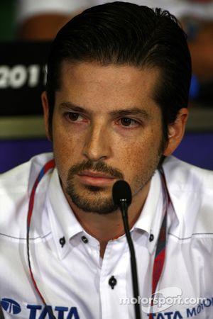 Jose Carabante Aguilera, Groupo Hispania Racing F1 Team, HRT