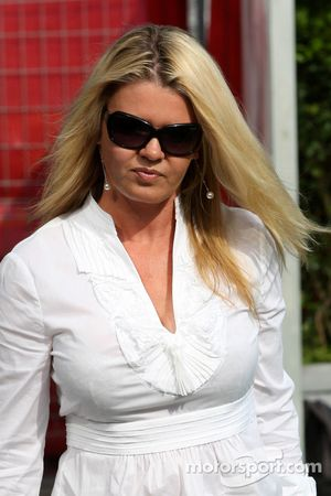 Corinna Schumacher, la femme de Michael Schumacher