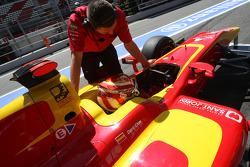 Dani Clos, ingénieur de course