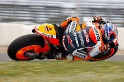Casey Stoner test de Honda 1000cc