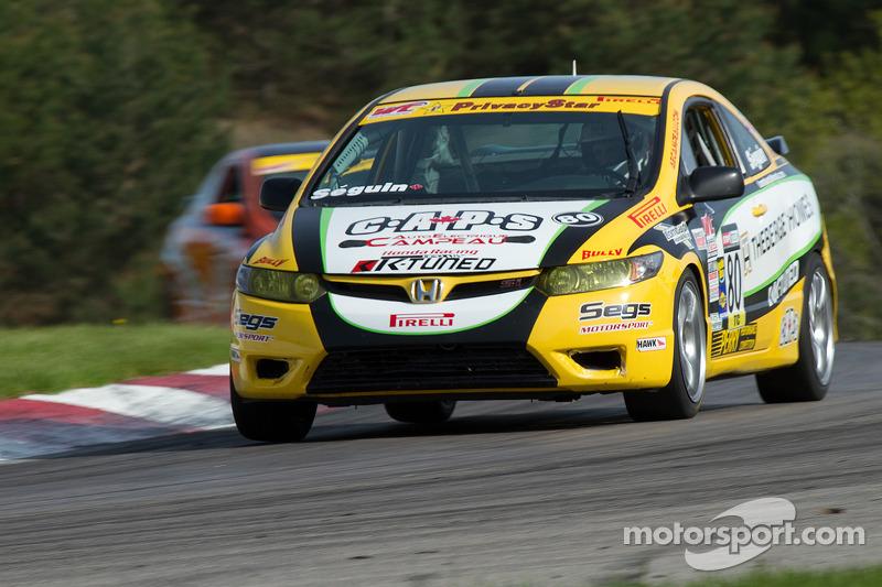 Patrick Seguin, Honda Civic Si