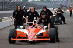 Buddy Rice, Panther Racing