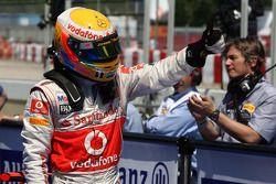 2e Lewis Hamilton, McLaren Mercedes
