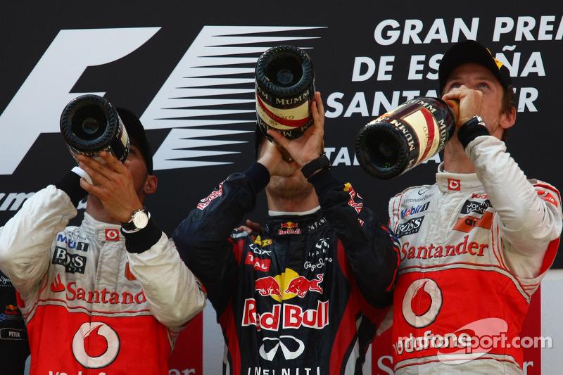 39-Gran Premio de España 2011 (2º), McLaren