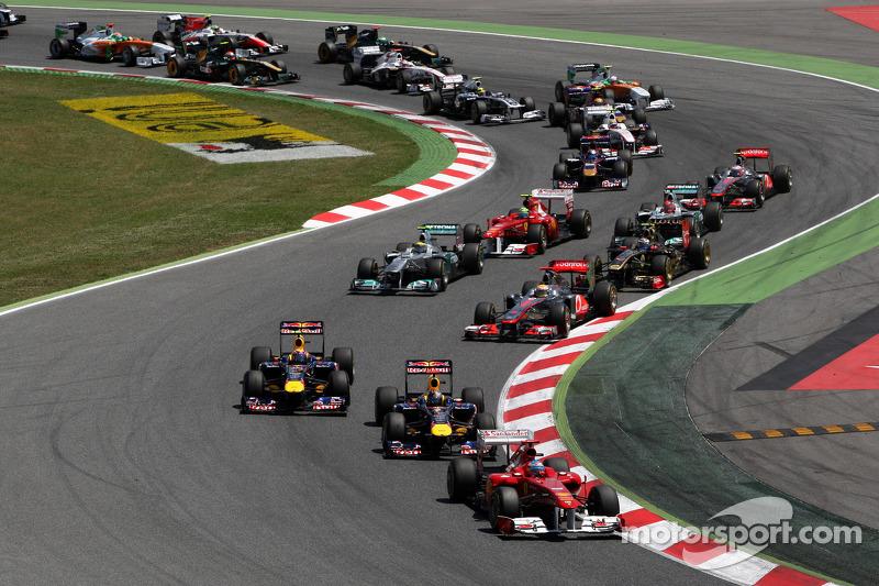 Гран При Испании-2011: фантастический старт с четвертой позиции