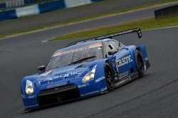 #12 CALSONIC IMPUL GT-R: Tsugio Matsuda et Joao Paulo de Oliveira