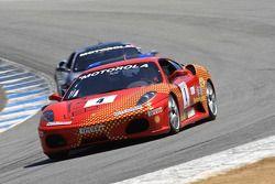 Ferrari Racing Days на трассе Лагуна-Сека