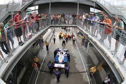 Майк Конвей, Andretti Autosport