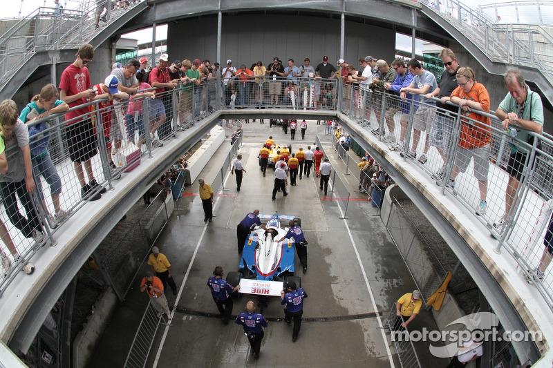 5: Andretti Autosport 2011