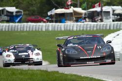 Tony Gaples, Chevrolet Corvette