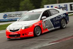 Nick Esayian, Acura TSX