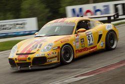 Ernie Jakubowski, Porsche Cayman