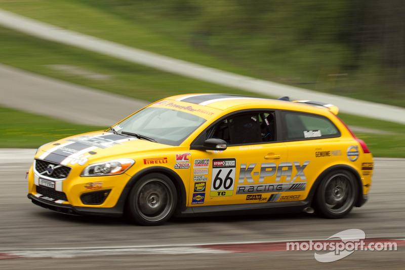 Robb Holland, Volvo C30 FWD