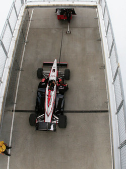 Car of Ryan Briscoe, Team Penske