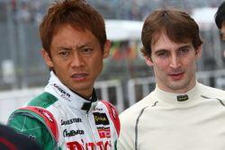 Juichi Wakisaka, Andre Couto