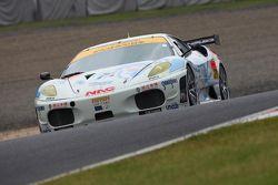 Pacific Nac Ikamusume Ferrari : Yutaka Yamagishi, Hideki Yamauchi
