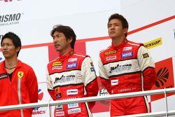 Tetsuya Tanaka, Katsiyuki Hiranaka