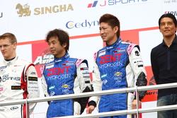 Takeshi Tsuchiya, Akihiro Tsuzuki