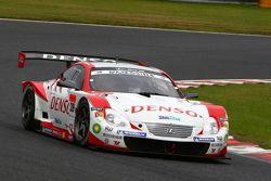 #39 Denso Sard SC430: Hiroaki Ishiura, Takuto Iguchi