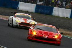 #11 Jimgainer Dixcel Dunlop 458: Tetsuya Tanaka, Katsiyuki Hiranaka
