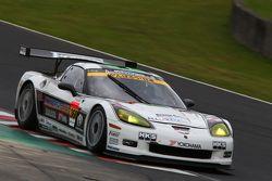 #360 Runnup Sports Corvette : Atsushi Tanaka, Kazuyoshi Okamura