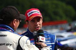 GT500 winner Joao Paul de Oliveira