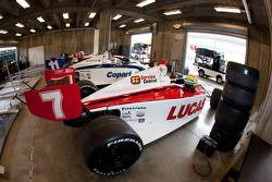 Car of Esteban Guerrieri, Sam Schmidt Motorsports
