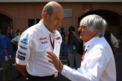 Peter Sauber, Sauber F1 Team, Takım Patronu ve Bernie Ecclestone
