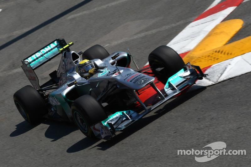 Mercedes, 2011: 89 pontos, 7º no campeonato