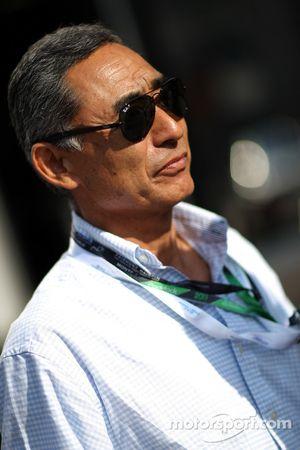 Hiroshi Yasukawa, General Manager of Bridgestone Motorsport