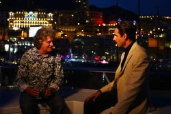 Top Gear's James May and Adrian Sutil