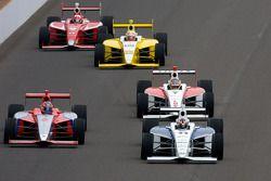 Josef Newgarden, Sam Schmidt Motorsports, Stefan Wilson, Andretti Motorsport, Esteban Guerrieri, Sam