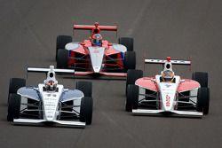 Josef Newgarden, Sam Schmidt Motorsports Esteban Guerrieri, Sam Schmidt Motorsports, Stefan Wilson,