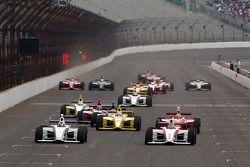 Josef Newgarden, Sam Schmidt Motorsports e Esteban Guerrieri, Sam Schmidt Motorsports