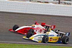 Peter Dempsey, O2 Racing Technology and Duarte Ferreira, Bryan Herta Autosport