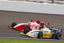 Peter Dempsey, O2 Racing Technology and Duarte Ferreira, Bryan Herta Autosport