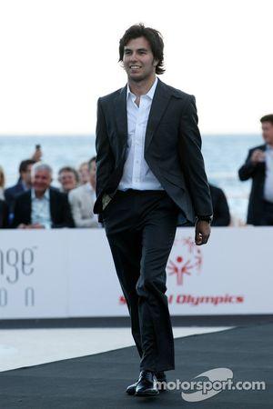Sergio Pérez, Sauber F1 Team, Amber Lounge Fashion