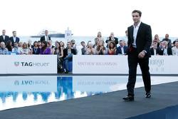 J��r��me d'Ambrosio, Marussia Virgin Racing, Amber Lounge Fashion