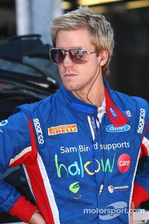 Sam Bird, iSport International