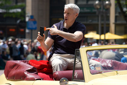 Indy 500 festival parade: Anderson Cooper