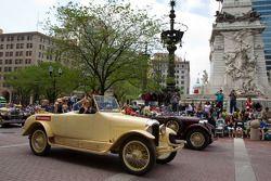Indy 500 festival parade