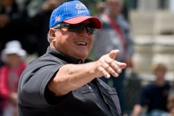 Indy 500 festival parade: A.J. Foyt