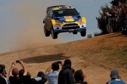 Per-Gunnar Andersson en Emil Andersson, Ford Fiesta RS WRC
