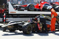 kazaed Car, Vitaly Petrov, Lotus Renault GP