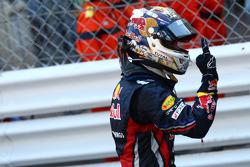 3. sıra Sebastian Vettel, Red Bull Racing