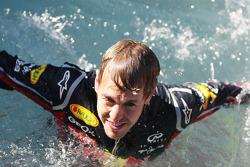 Sebastian Vettel, Red Bull Racing pool