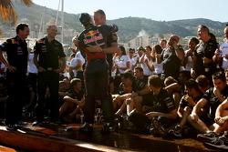 Adrian Newey, Red Bull Racing, Technical Operations Director Christian Horner, Red Bull Racing, Spor