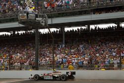 J.R. Hildebrand, Panther Racing in der Mauer