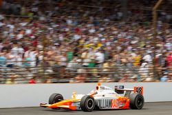 Dan Wheldon, Bryan Herta Autosport mit Curb / Agajanian